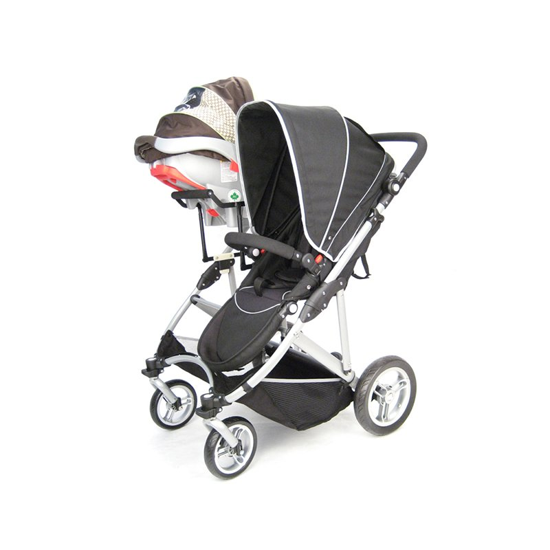 StrollAir Universal Car Seat Adapter High For My Duo Stroller UA54435H